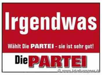Die PARTEI zur Wahl zugelassen: Die PARTEI ist in Hattingen wählbar - Hattingen - Lokalkompass.de