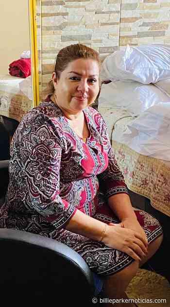 Se reporta Florencia Martínez Rivera bien de salud - Billie Parker Noticias