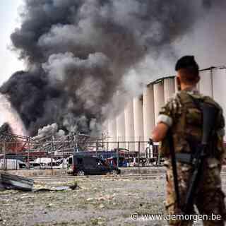 In beeld: hoe 2.750 ton ammoniumnitraat Beiroet deed daveren