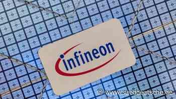 Cypress-Übernahme drückt Infineon in die roten Zahlen - Süddeutsche Zeitung