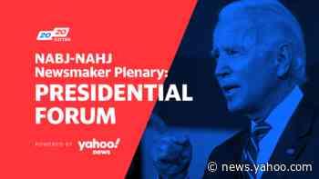 NABJ-NAHJ Newsmaker Plenary: Presidential Forum