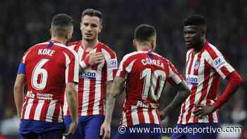 El Atlético, limpio para la Champions