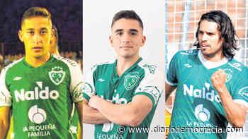 Facundo Castet, Sergio Quiroga y Pablo Magnín están en la mira de clubes de Primera División - Diario Democracia