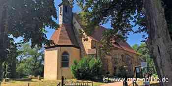 Die St. Bricciuskirche in Bad Belzig – MAZ - Märkische Allgemeine - Märkische Allgemeine Zeitung