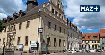 Bürgermeister will Struktur im Rathaus Bad Belzig reformieren - Märkische Allgemeine Zeitung