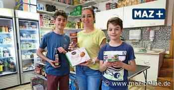 Bei Racha Rouh in Bad Belzig gibt es leckere orientalische Spezialitäten - Märkische Allgemeine Zeitung