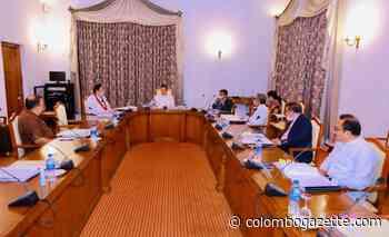 Karu Jayasuriya chairs his last Constitutional Council meeting - Colombo Gazette