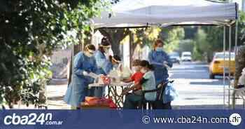 Ya son 221 los casos positivos de coronavirus en Marcos Juarez - Cba24n