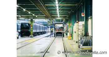 [Reportage] Au chevet de générations de métros, à Saint-Ouen - L'Usine Nouvelle