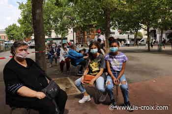 À Saint-Ouen, le « dépistage massif » au coronavirus à l'épreuve du réel - Journal La Croix