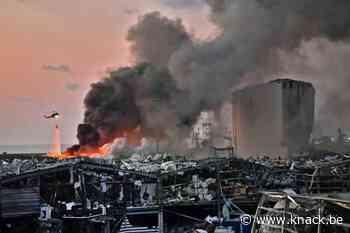 Wat weten we over de reusachtige explosie in Beiroet?