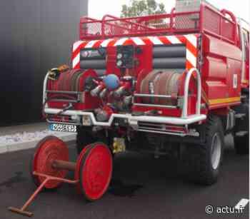 Plusieurs pompiers de Villefranche-de-Lauragais et Caraman mobilisés sur un incendie à Renneville - actu.fr