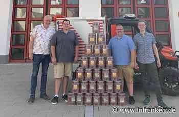 Wegen Annafest-Absage: Bier-Grüße aus Franken nach Italien geliefert