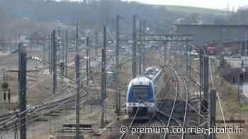 SNCF: les lignes Paris Saint-Quentin et Paris Amiens coupées - Courrier picard