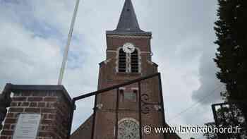 Le projet de travaux de l'église Saint-Quentin, à Longuenesse, relancé par la nouvelle municipalité - La Voix du Nord