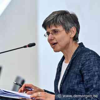 Live - Gouverneur Cathy Berx geeft persconferentie over Antwerpse maatregelen