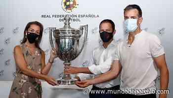 La RFEF entrega al Atlético un trofeo ganado ¡en 1947!