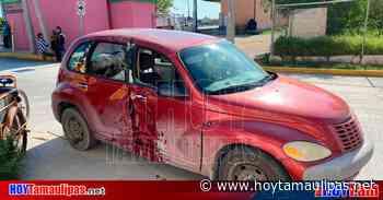 Queda motociclista gravemente lesionado en accidente en Nuevo Laredo - Hoy Tamaulipas