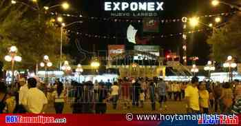 Tamaulipas En Nuevo Laredo Anuncian cancelacin de Expomex - Hoy Tamaulipas