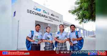 Gobierno de Nuevo Laredo alista entrega de libros de apoyo - Hoy Tamaulipas