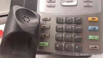 Thunder Bay, Ont., police warn of phone scam
