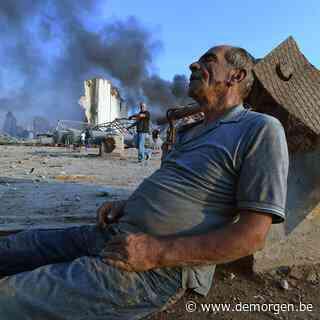 Correspondent in Beiroet: 'Dat het ammoniumnitraat daar lag, was publiekelijk bekend'