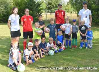 Wer hat Lust auf Jugendfußball beim JFV ASP? - Kreiszeitung Wochenblatt