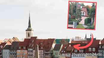 Erfurt: Dieses ungewöhnliche Haus steht mitten in der Stadt - Thüringen24