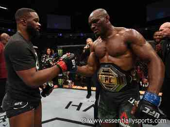 """""""Usman Is Who He Is Because of Me"""" – Tyron Woodley Claims Credit for Kamaru Usman's Success - Essentially Sports"""