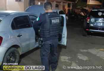 Polícia Civil de Santa Helena recupera veículo roubado antes mesmo do B.O ser registrado - Aquiagora.net