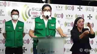 Santa Cruz reporta 463 nuevos casos de coronavirus y 35 fallecidos - eju.tv