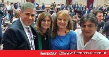 Se aprobó la ampliación del presupuesto con más recursos para Santa Cruz - TiempoSur Diario Digital