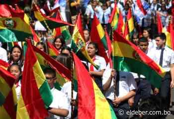 Suspenden los desfiles cívicos por las fiestas patrias en Santa Cruz - EL DEBER