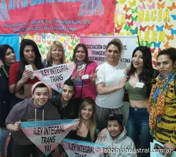 """Agrupaciones LGBTI+ impulsan el proyecto """"Santa Cruz por la Ley Integral Trans"""" - La Opinión Austral"""