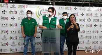 Santa Cruz reporta 324 casos nuevos de coronavirus y 27 fallecidos - eju.tv