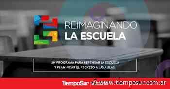 """Fundación Banco Santa Cruz invita a participar del Programa """"Reimaginando la Escuela"""" - TiempoSur Diario Digital"""