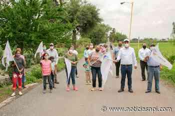 Cortazar: Rehabilitan camino a Bellavista - Noticias NPI