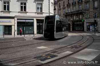 Une solution pour un tram moins bruyant à Tours et à Joué - Info-tours.fr