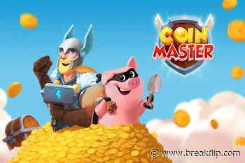 Tours et pièces gratuits Coin Master août 2020 - Breakflip