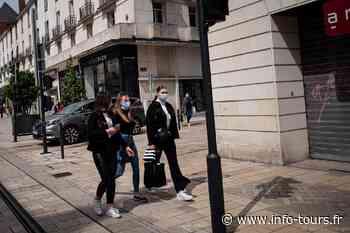 Le masque va devenir obligatoire dans le centre de Tours (mais seulement après 18h) - Info-tours.fr