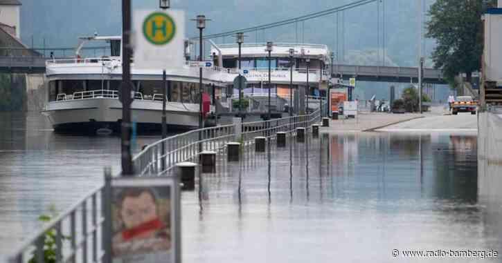 Hochwasserlage im Südosten Bayerns entspannt sich