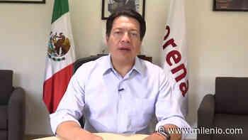 México va por vacuna contra covid-19 sin abusos de farmacéuticas: Delgado - Milenio