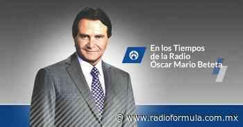 Mario Delgado hace un llamado para retomar el orden en Morena - Radio Fórmula