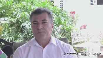 Conoce las propuestas de Carlos Delgado Altieri, precandidato a gobernador por el PPD - Univision