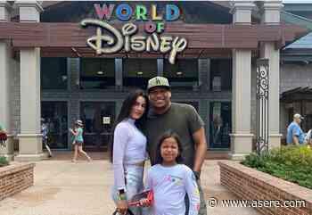 Alexander Delgado, de Gente de Zona, celebra en Disney el cumpleaños de su hijo - Asere Noticias