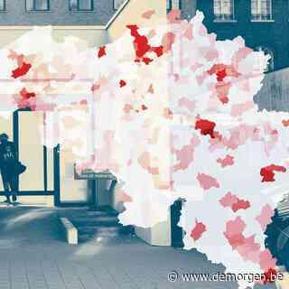 203 gemeenten boven alarmdrempel: hoe snel stijgt het aantal besmettingen in uw regio?