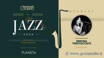 Canopia in Jazz con Simona Trentacoste Quartet - Canopia - Bagheria - Guidasicilia.it