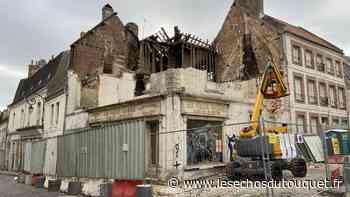 Travaux : Montreuil : Une fin de chantier repoussée pour le bâtiment du Vieux Chêne - Les Echos du Touquet