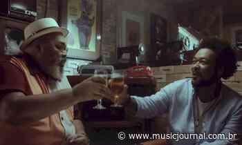"""Jau se une a Jorge Aragão na faixa """"Tô Que Nem Jau"""" - The Music Journal Brazil"""