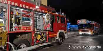 Brand in Troisdorf: Feuerwehr trifft auf uneinsichtige Bewohner - EXPRESS